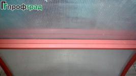Теплица с уплотнителем -фото 5