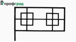 Ограда — артикул 003